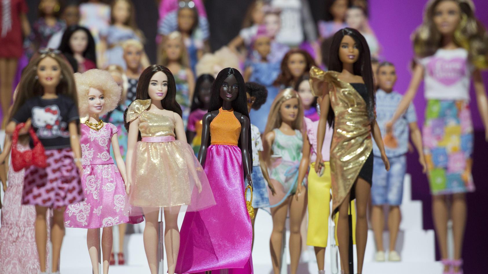 US-Spielzeughersteller Mattel profitiert noch immer von Barbie