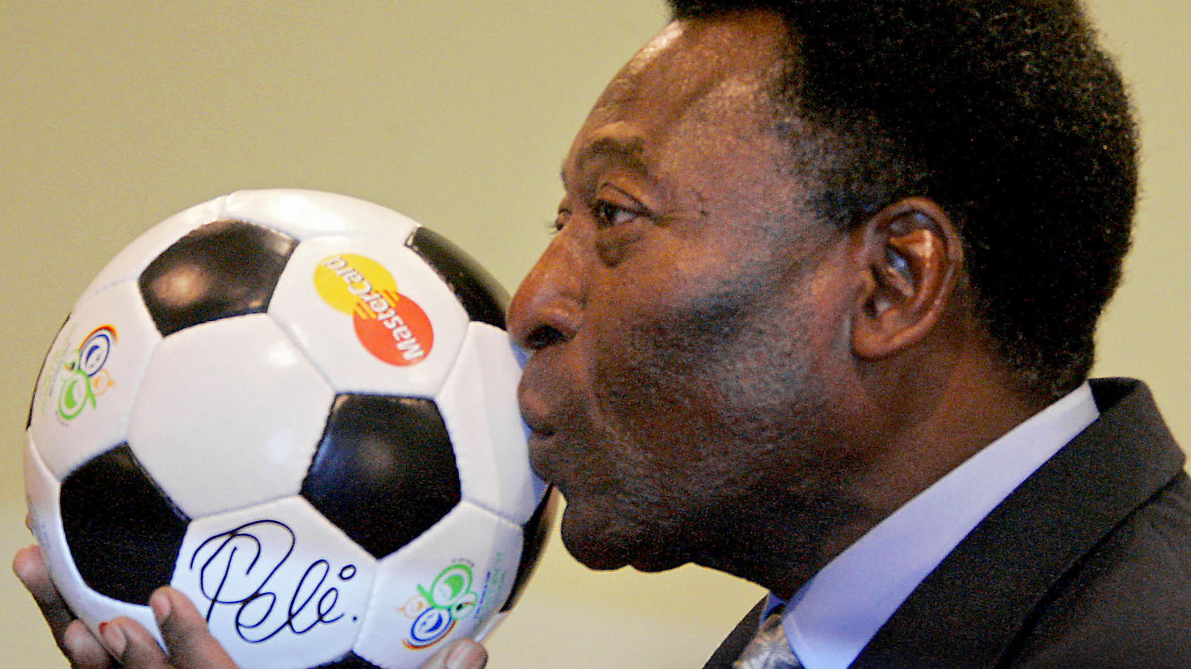 Legenden: Pelé