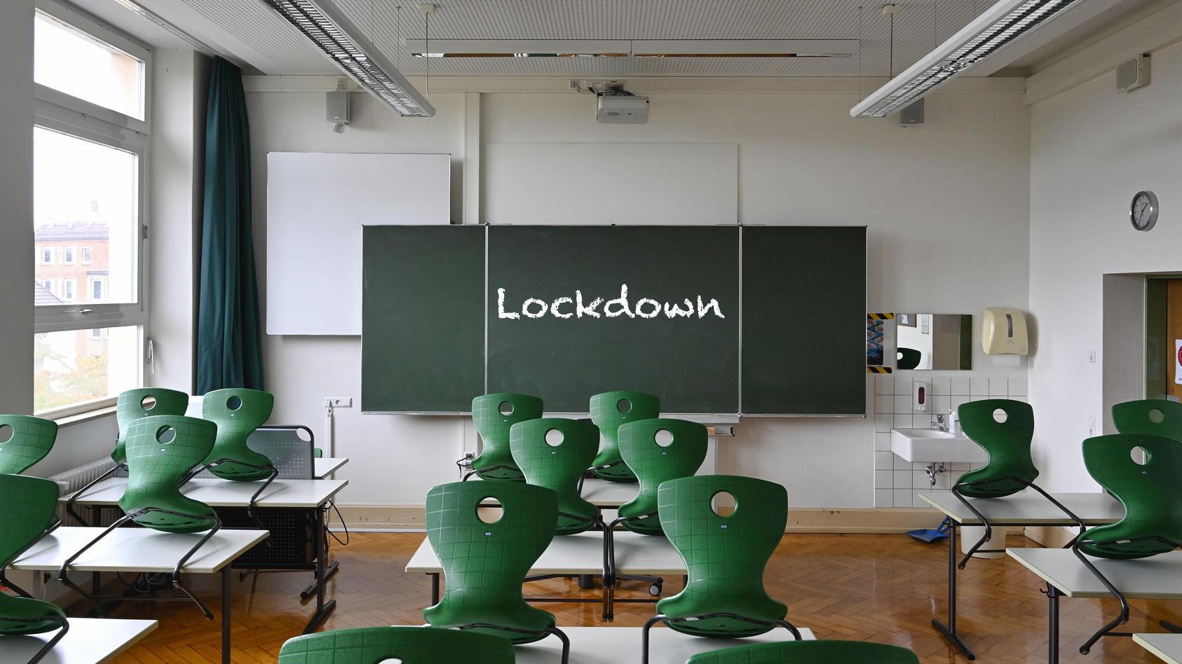Bald wieder leere Klassenzimmer: Fällt die Bildung Corona zum Opfer?