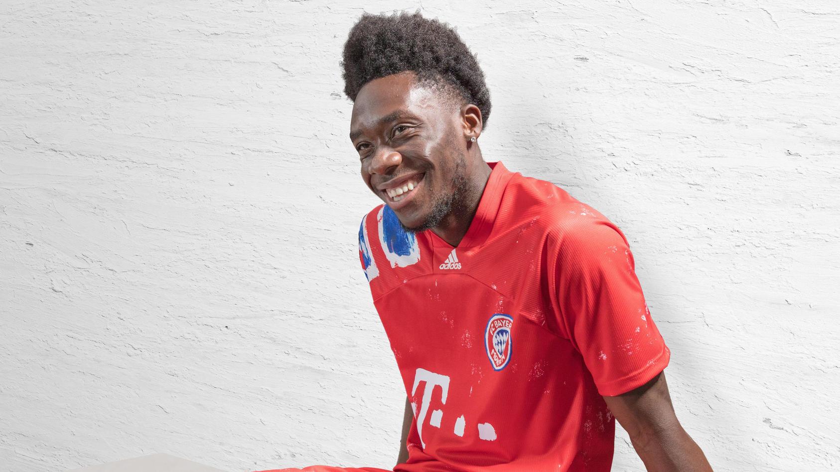 Trikots für Toleranz und Vielfalt des FC Bayern München