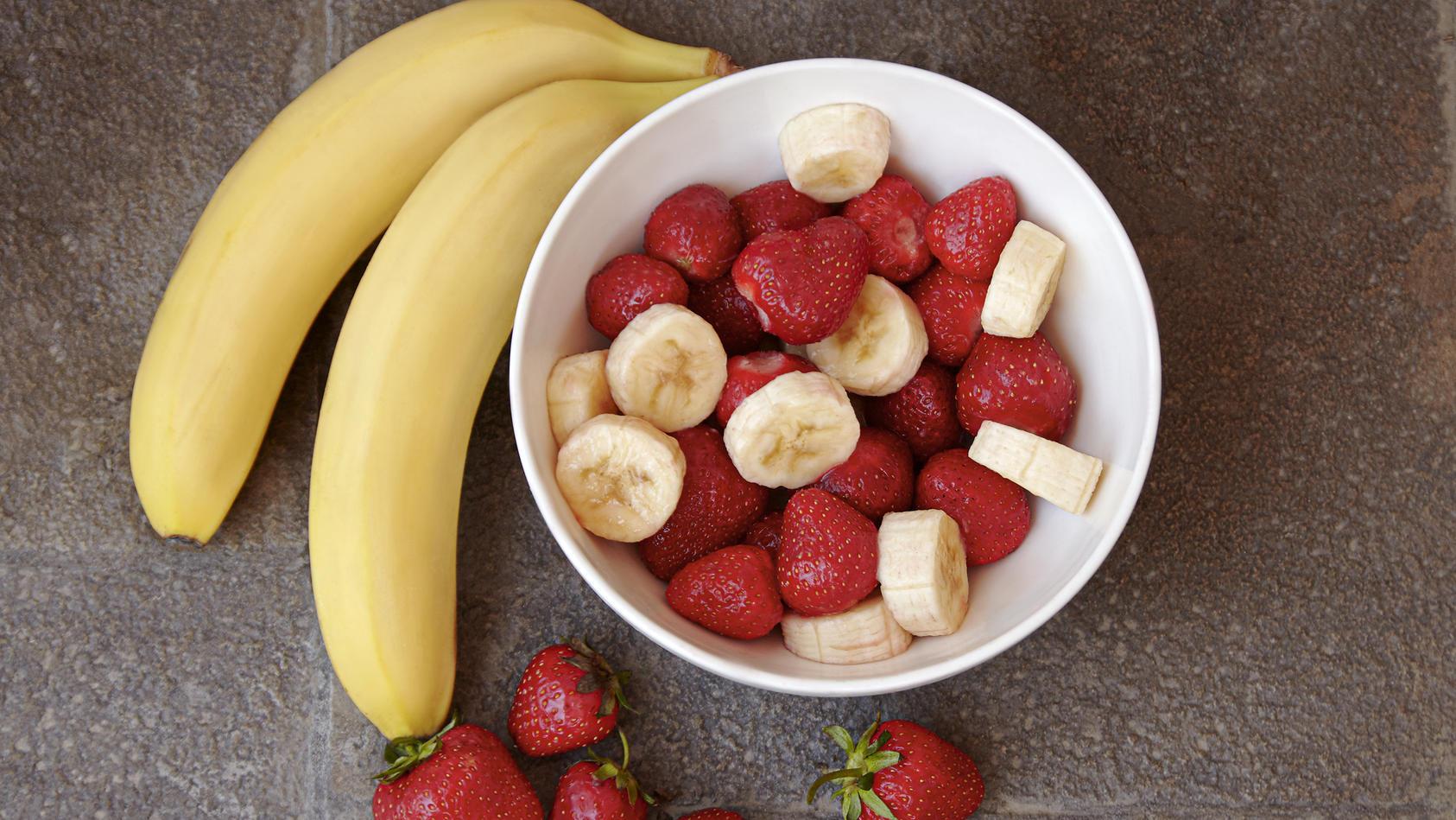 Die Erdbeere ist eine Beere? Nein - aber die Banane ist eine!