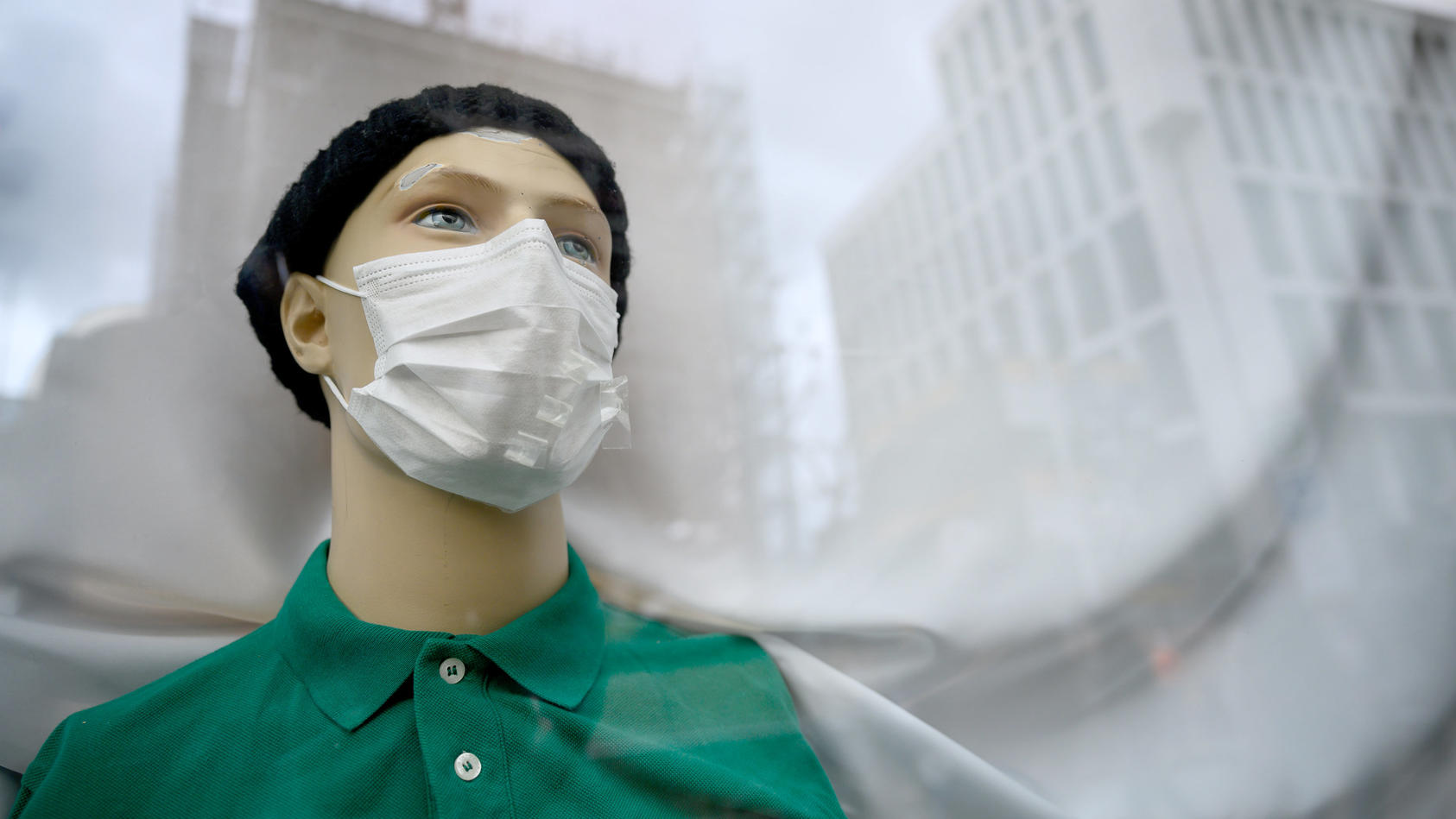 Mit Atmungs-Puppen Virenlast gemessen