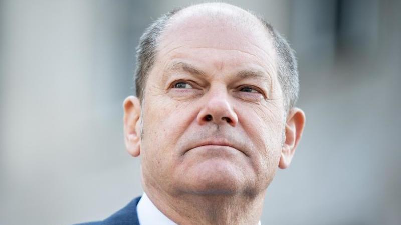 Olaf Scholz (SPD), Vizekanzler und Bundesminister der Finanzen. Foto: Michael Kappeler/dpa/Archivbild