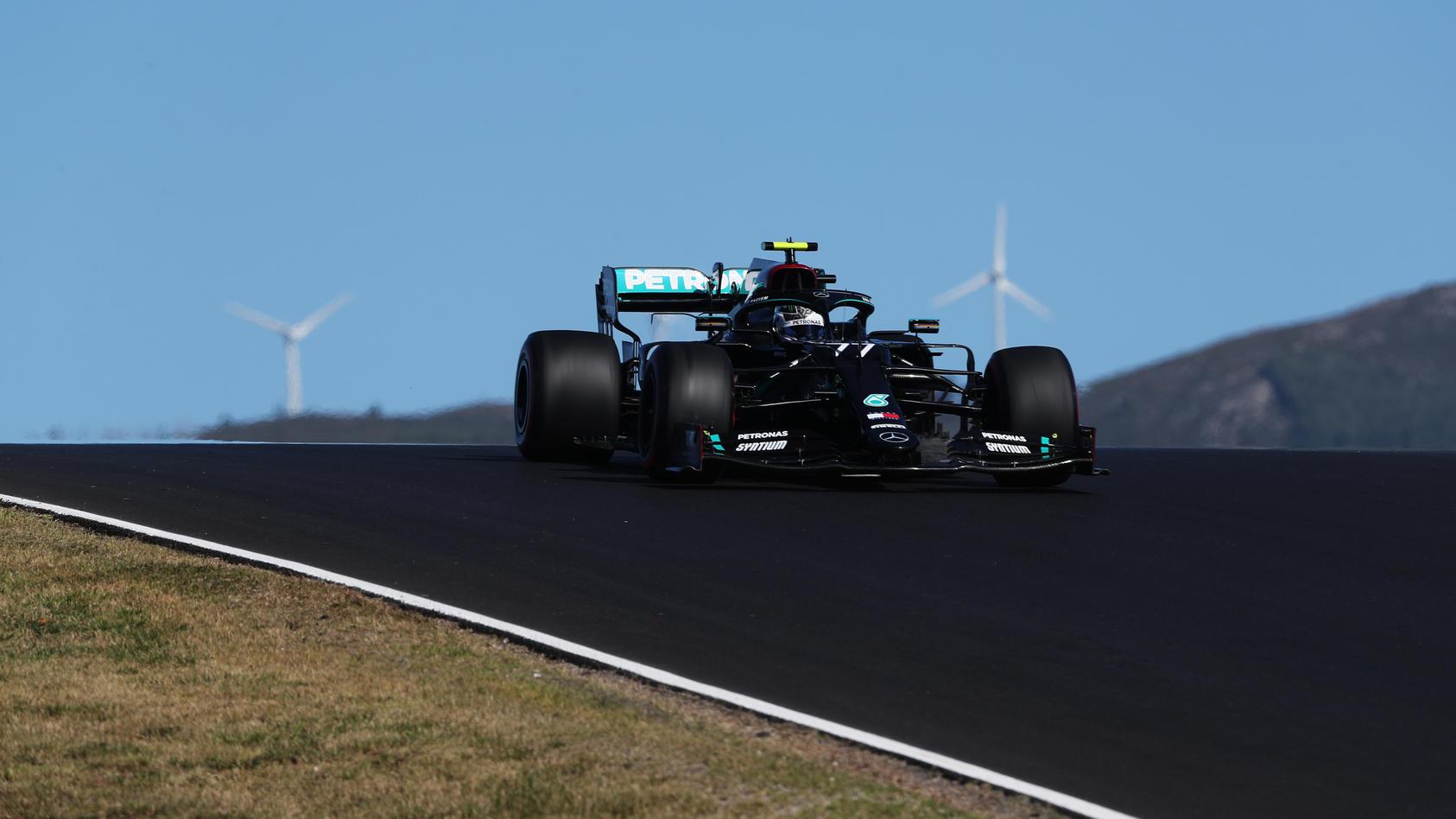 F1 Grand Prix of Portugal - Final Practice