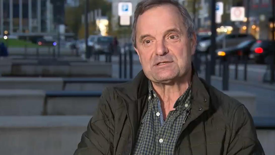 Berufsmusiker Markus Wallrafen hat sich ein zweites Mal mit dem Coronavirus infiziert.