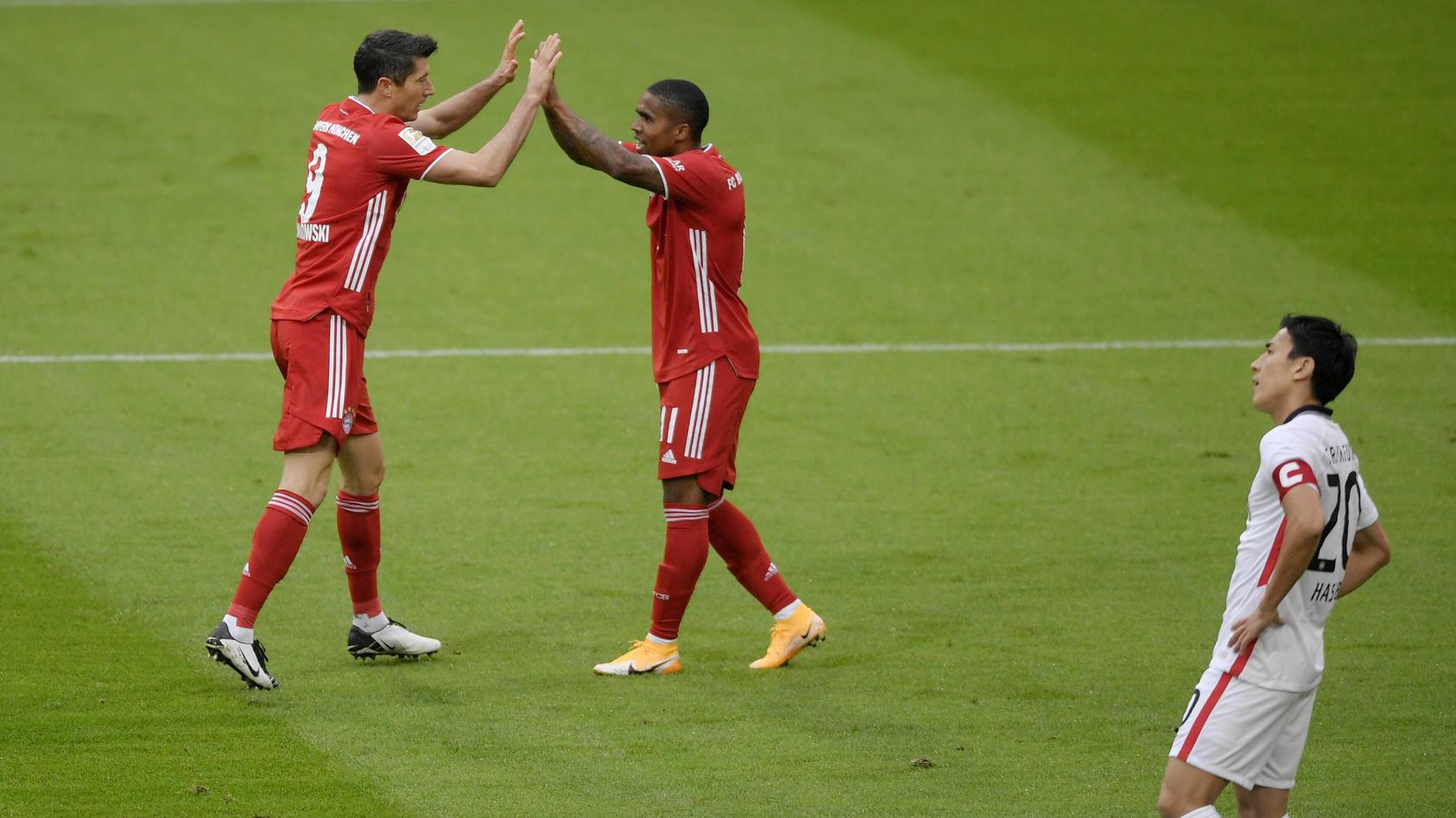 Bundesliga: FC Bayern - Eintracht Frankfurt