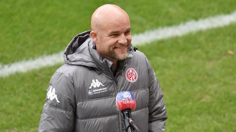 Der Mainzer Sportdirektor Rouven Schröder. Foto: Torsten Silz/dpa