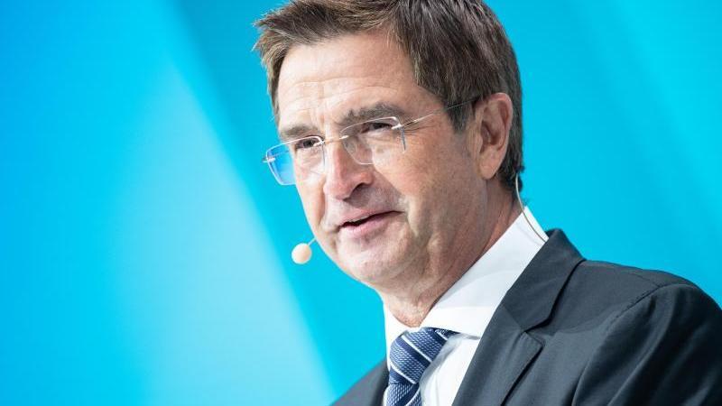 Manfred Schoch, Betriebsratsvorsitzender von BMW. Foto: Matthias Balk/dpa/Archivbild