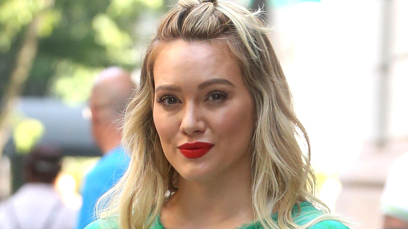 Hilary Duff wird wieder Mama