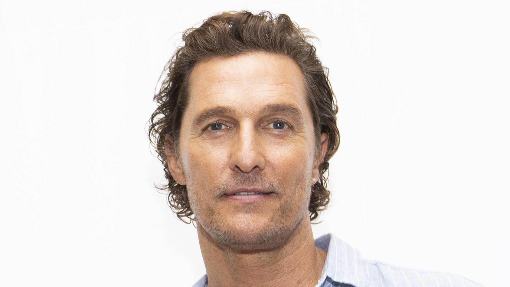 Matthew McConaughey hat insgesamt drei Kinder