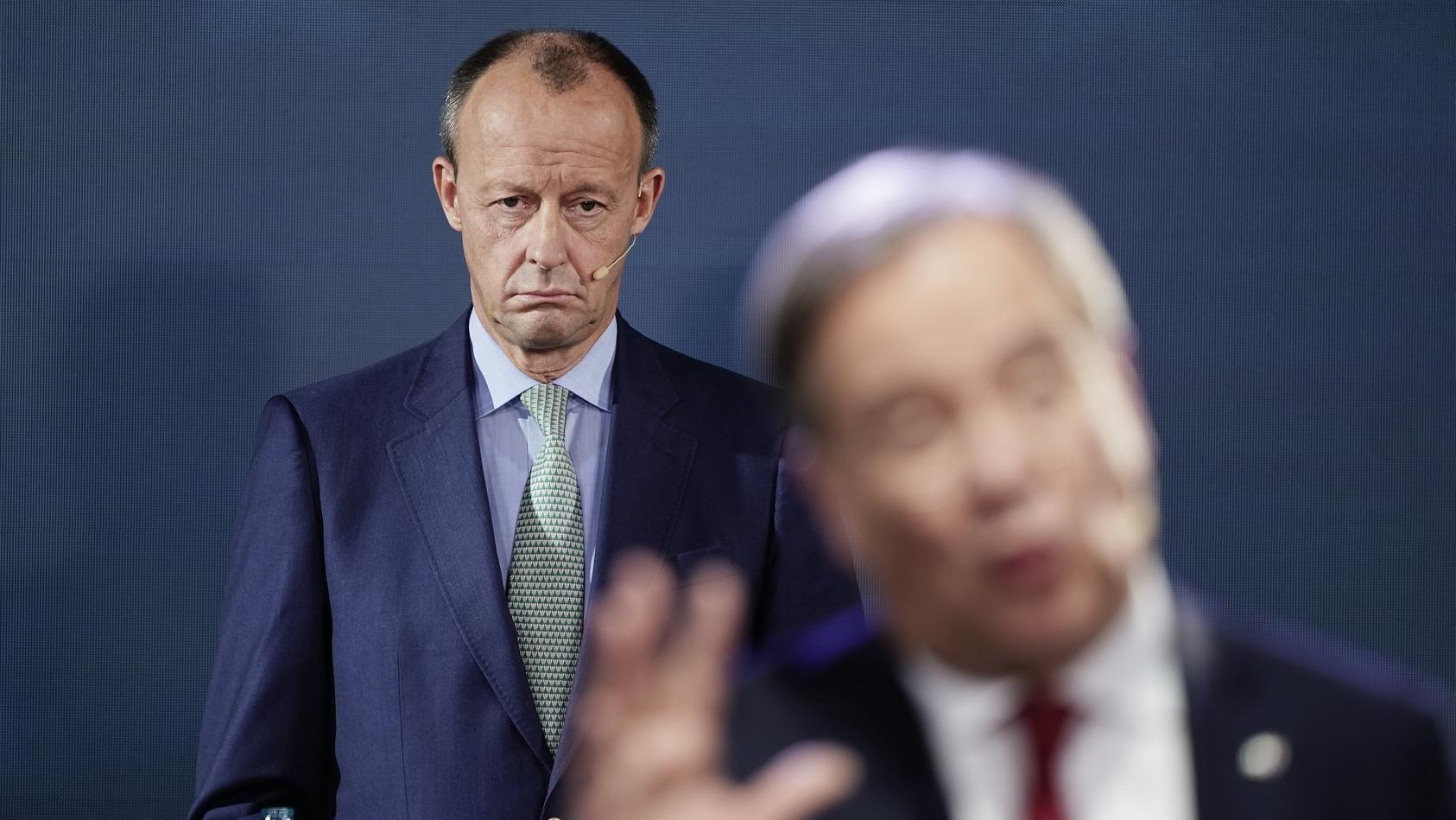 Knapp sechs Wochen vor dem geplanten CDU-Parteitag brodelt es bei den Christdemokraten.