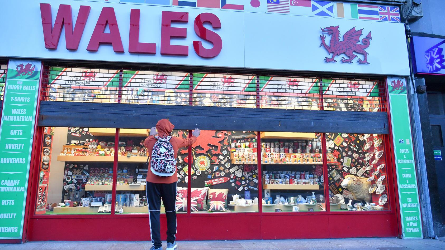 Cardiff hört sich im Lockdown so an, als hätte man die walisische Hauptstadt plötzlich auf lautlos gestellt.