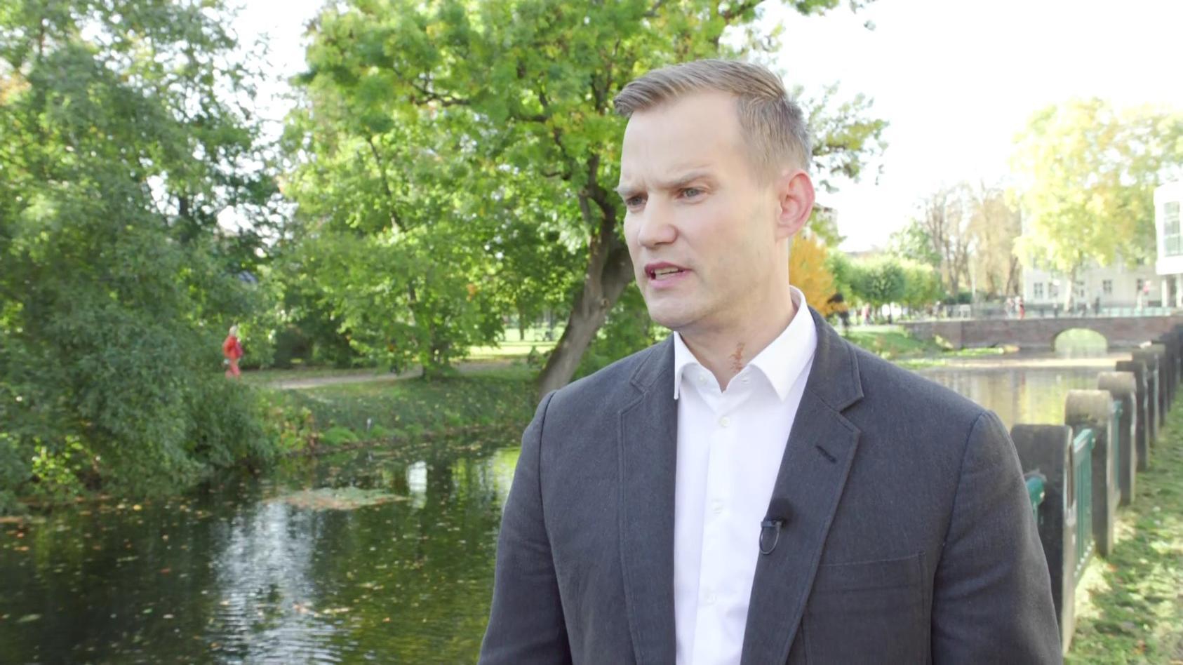 Prof. Dr. Hendrik Streeck, Chef-Virologe an der Uni Bonn