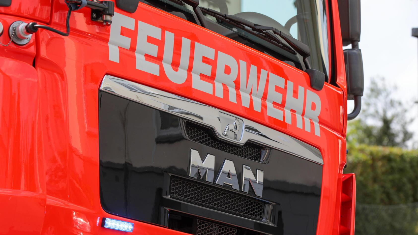 Symbolfoto: Feuerwehrfahrzeug