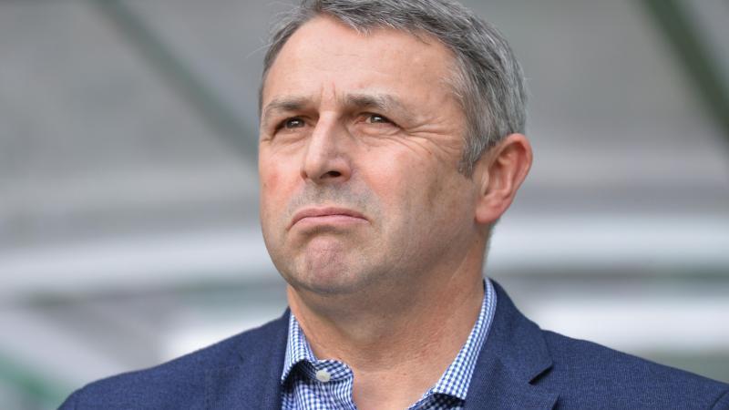 Klaus Allofs, Vorstandsmitglied von Fortuna Düsseldorf. Foto: Carmen Jaspersen/dpa/Archivbild