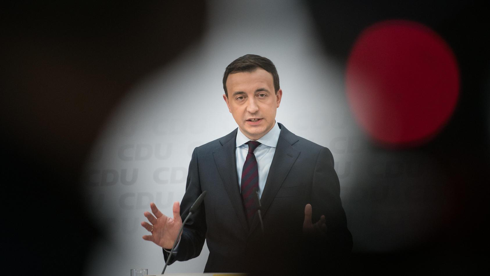 CDU-Spitze verschiebt Parteitag zur Vorsitzendenwahl