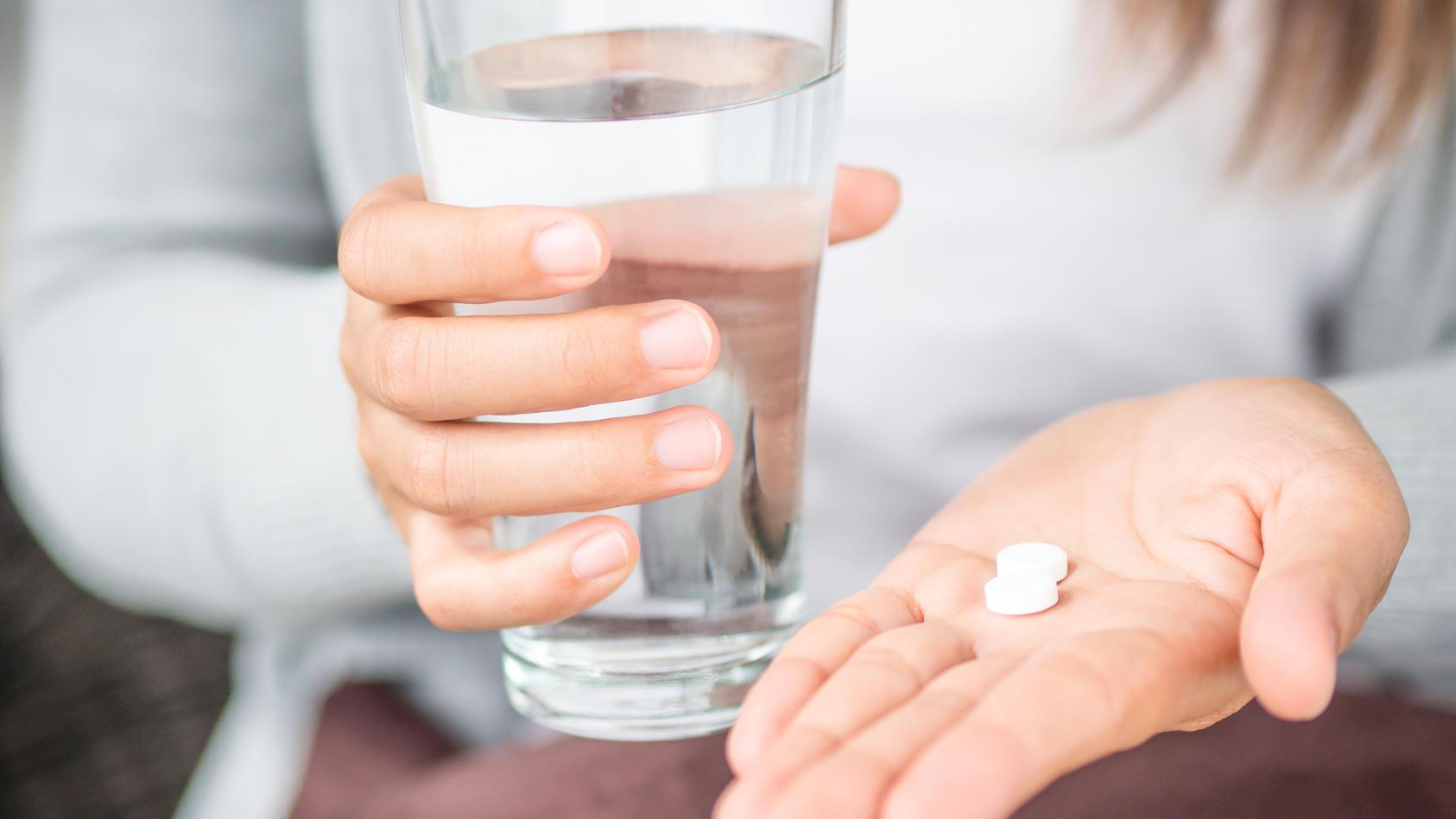 Hilft Aspirin bei einer Covi-19-Erkrankung?