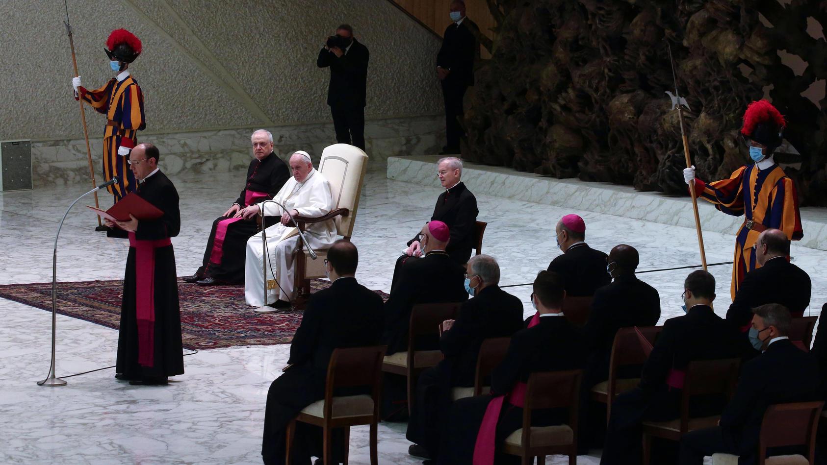 Das Verhältnis zwischen dem Vatikan und den deutschen Katholiken ist seit langem angespannt.