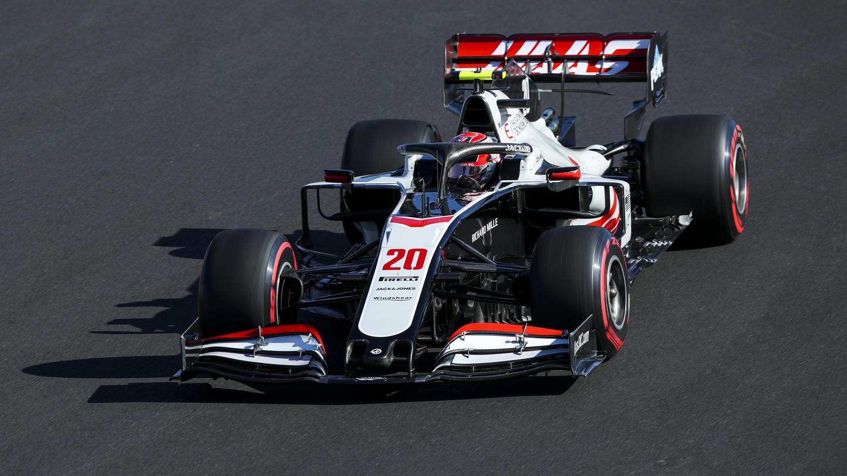Wer fährt nächstes Jahr im Haas?
