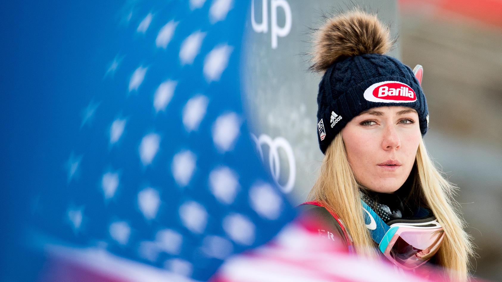Shiffrin sagt Start bei Weltcup-Auftakt ab