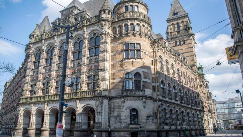 Das Landgericht von Bremen. Foto: Sina Schuldt/dpa/Archivbild