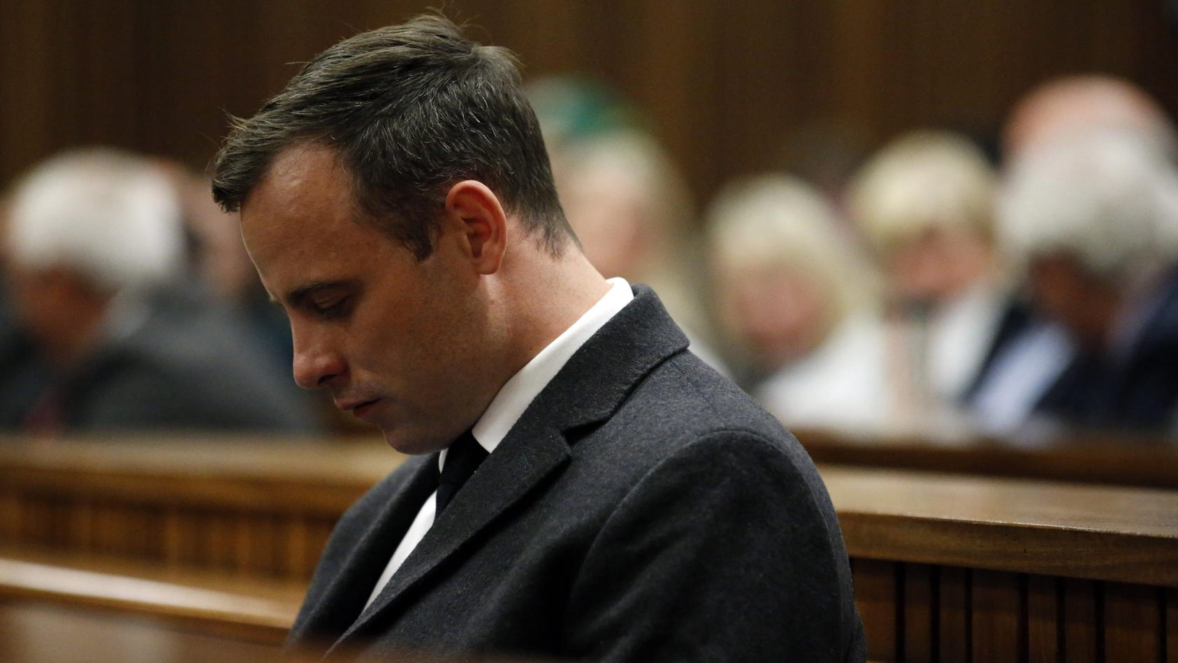 Oscar Pistorius ist 2016 wegen Mordes zu 15 Jahren Haft verurteilt worden.