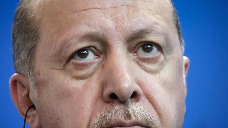 Der türkische Präsident Recep Tayyip Erdogan. Foto: Michael Kappeler/dpa/Archiv