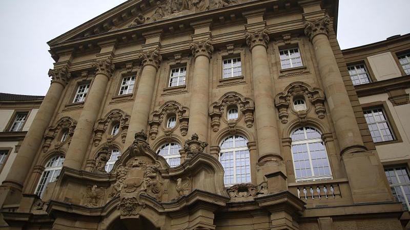 Das Oberlandesgericht Köln. Foto: Oliver Berg/dpa/Archivbild