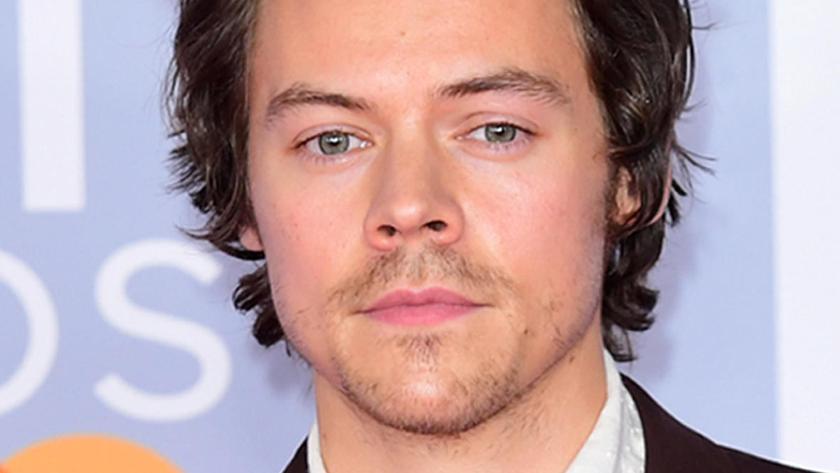 Harry Styles hatte eine Autopanne.