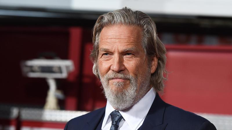 "Jeff Bridges bei der Premiere des Kinofilms ""Only the Brave"" 2017. Foto: Jordan Strauss/Invision/AP/dpa"