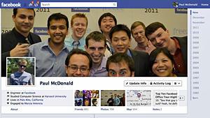 Facebook: 'Timeline' wird alle normalen Profile ersetzen