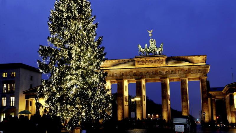 Weihnachten - Deutschland in Festtagsstimmung