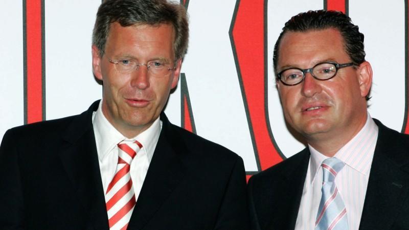 Wulff verweigert Veröffentlichung von 'Bild'-Anruf