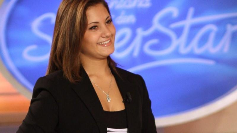 DSDS-Kandidatin Vanessa Krasniqi