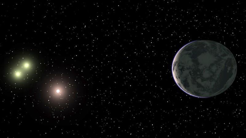 Ist Leben auf dieser 'Super-Erde' möglich?