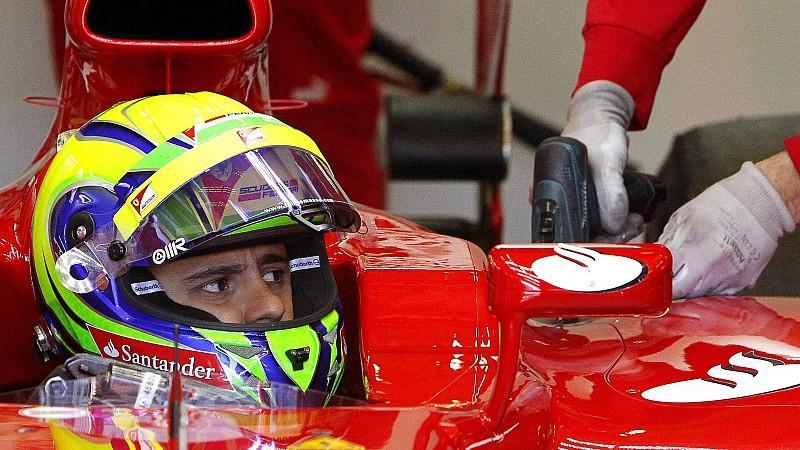 Felipe Massa glaubt, dass das Ferrari-Team noch hart arbiten muss.