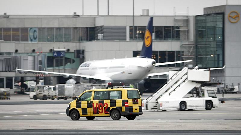 Auskunft Frankfurt Flughafen