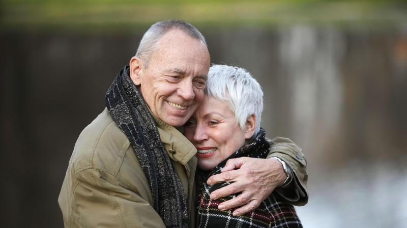 Zwei Senioren aus Belgien wollen gemeinsam sterben (Symbolbild)