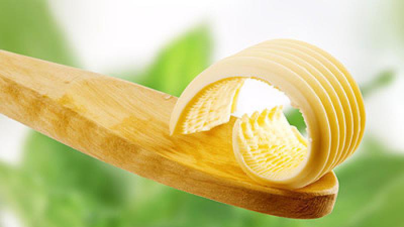 Wer 'sehr gute' Butter will, sollte eine Bio-Butter kaufen. Die ist nicht einmal teuer.