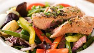 Thunfischpfanne mit Paprika