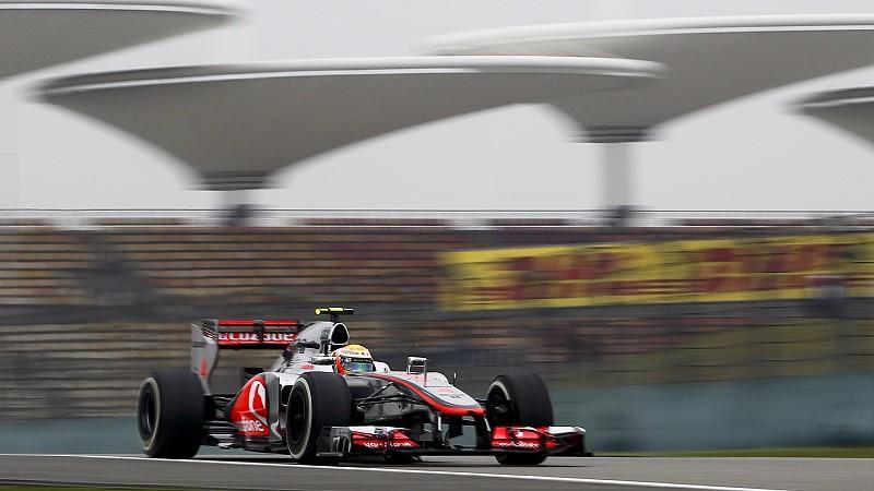 Lewis Hamilton war der Schnellste im Abschlusstraining
