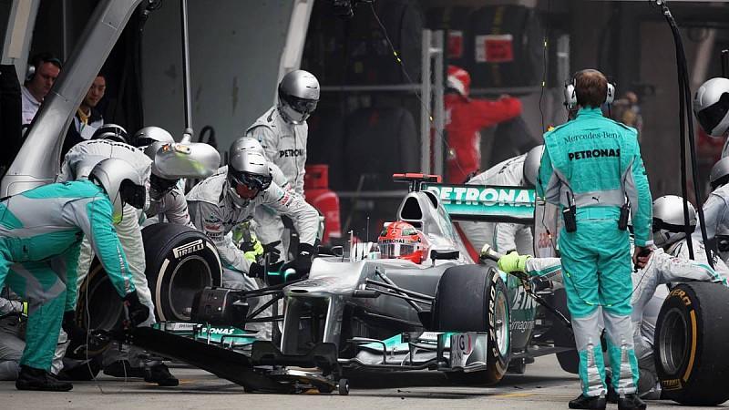 """Rosberg der """"silberne Pfeil der F1"""" - Vettel wird wahnsinnig"""