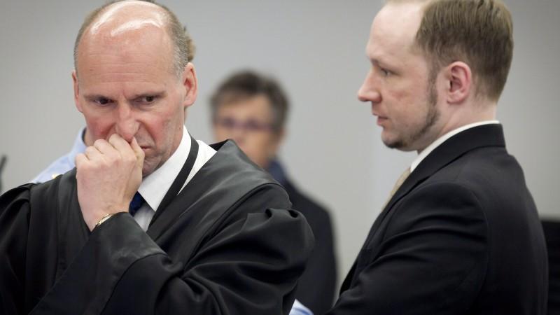 Geir Lippestad Breivik