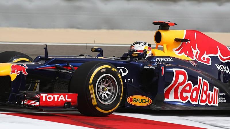 Sebastian Vettel ist zurück an der Spitze.