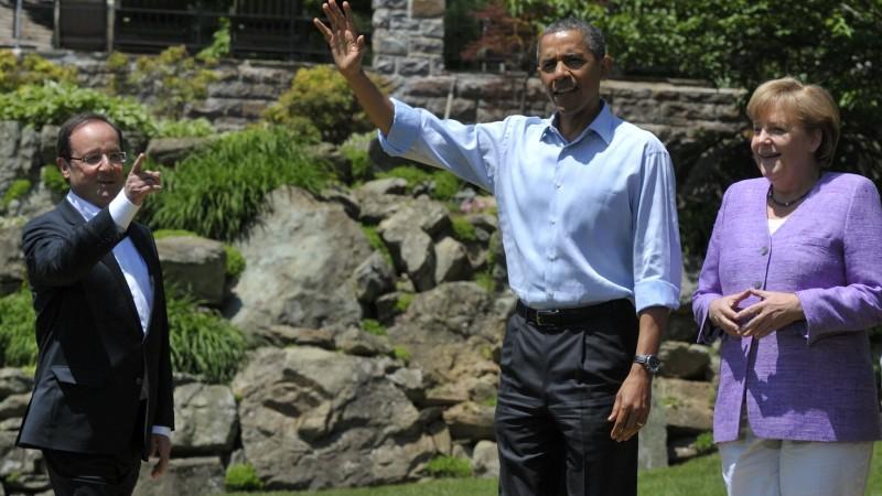 US-Präsident Obama machte den Vorstoß bei der Freigabe von Ölreserven - er sorgt sich um seine Wiederwahl.