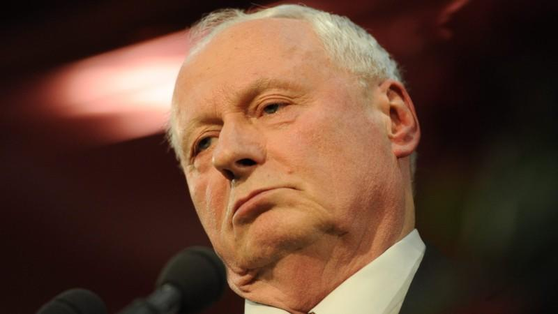 Linke-Vorsitz, Lafontaine zieht Kandidatur zurück