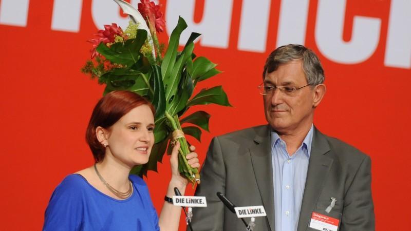 Der Machtkampf in der Linken ist entschieden: Katja Kipping und Bernd Riexinger sind die neue Doppelspitze. Damit hat sich der linke Parteiflügel durchgesetzt, die ostdeutschen Reformer sind die Verlierer.