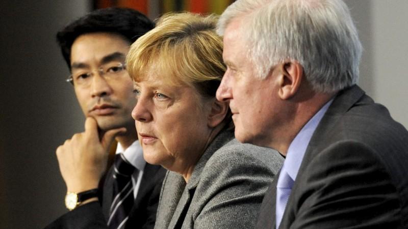 Spitzentreffen in Berlin: Koalition ringt um Einigkeit