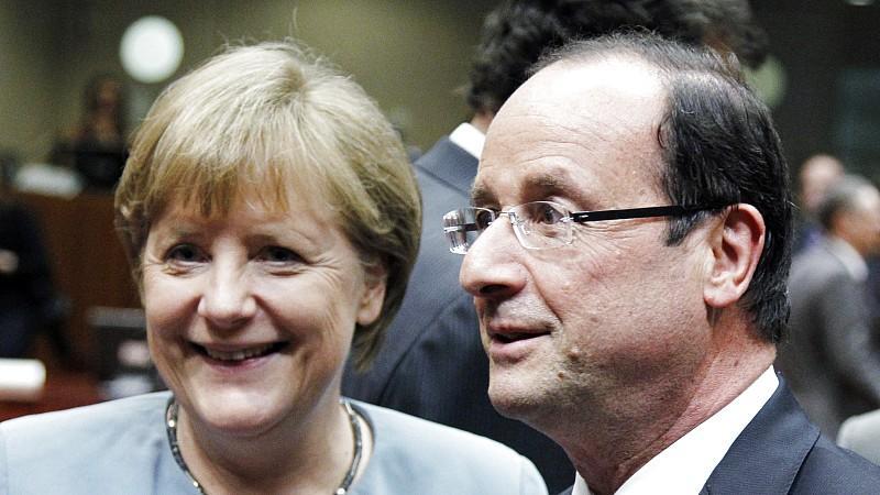 Wachsen? Sparen? Beides? Deutschland und Frankreich näher sich an.