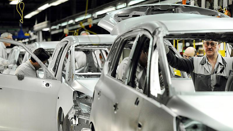 Aufatmen bei Opel